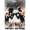 The Ultimate Fighter TUF 5 DVD