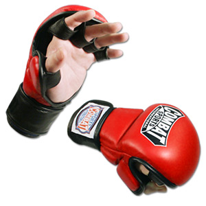 Combat Sports MMA Training Gloves