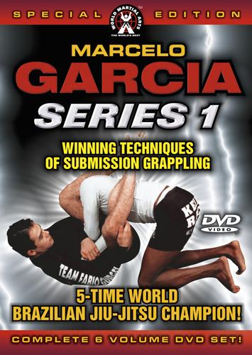 Marcelo Garcia DVD