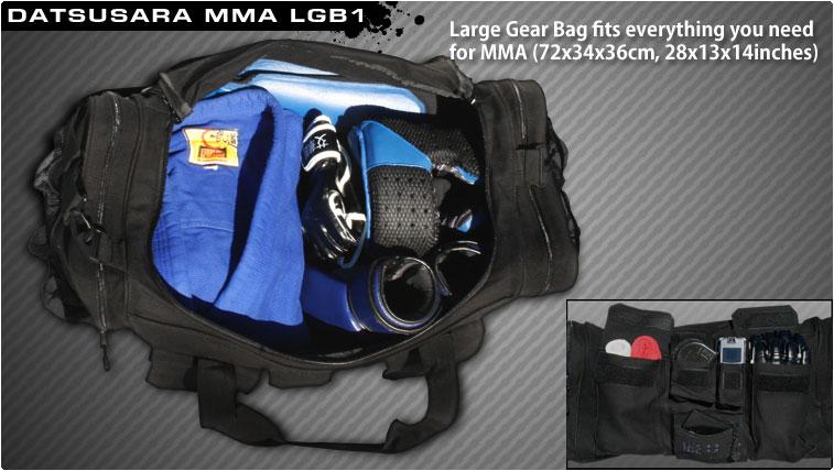 Datsusara MMA gear bag