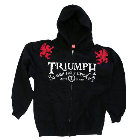 "Triumph United ""Union"" Hoodie"