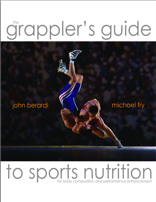 The grapplers guide to sports nutrition