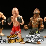 Round 5 MMA Collectible Figures