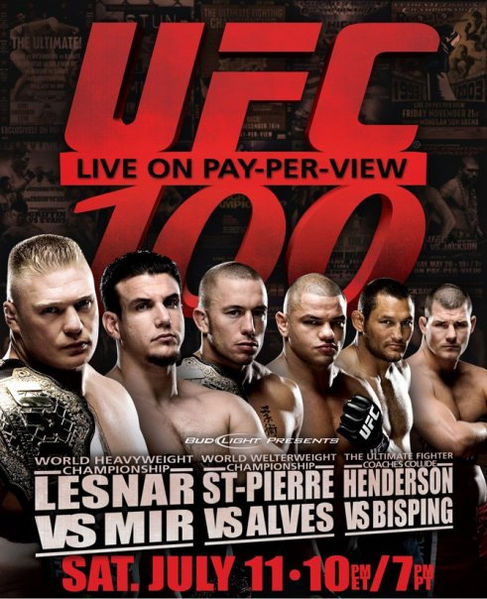 UFC 100   Making History ( Net) preview 0