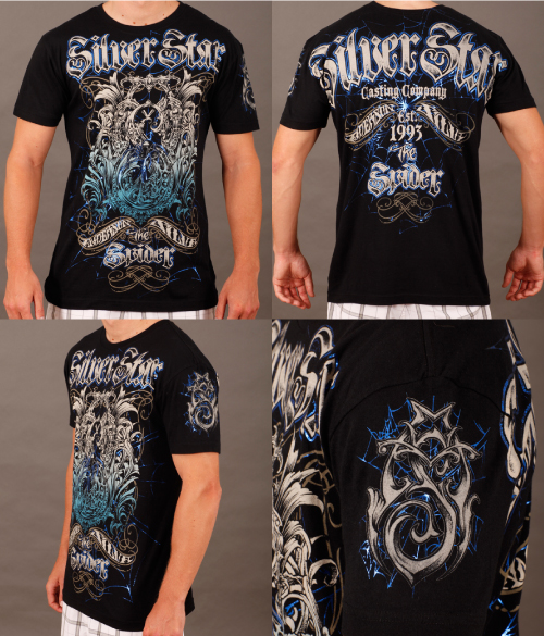 anderson-silva-ufc-100-shirt