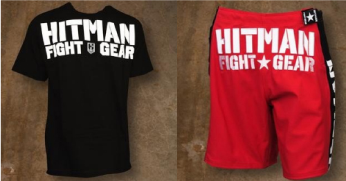 brian bowles wec 42 shirt and shorts mma gear guide