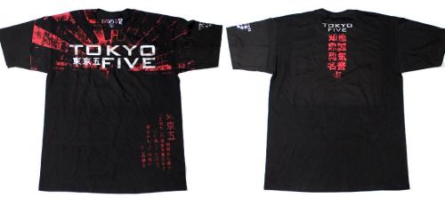tokyo-five-walkout-shirts