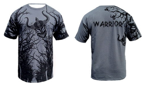 warrior-wear-dark-forest-mma-t-shirt