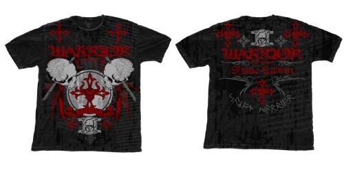 shane-carwin-warrior-t-shirt-ufc-108