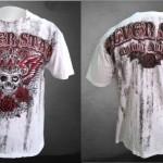 forrest-griffin-ufc-106-silver-star-t-shirt