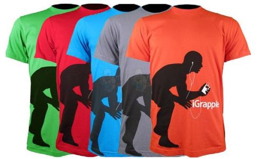 i-grapple-t-shirts