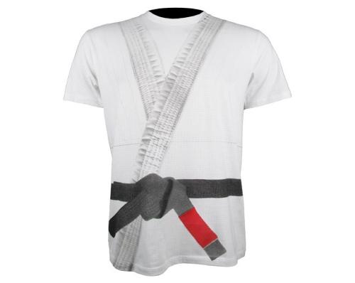 Brazilian Jiu Jitsu black belt T shirt