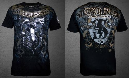 thiago-silva-t-shirt-ufc-108-silver-star