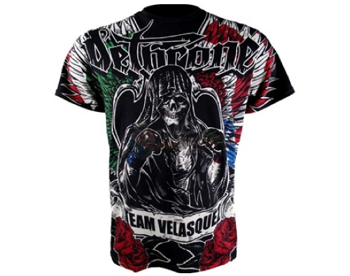 dethrone-team-velasquez-t-shirt