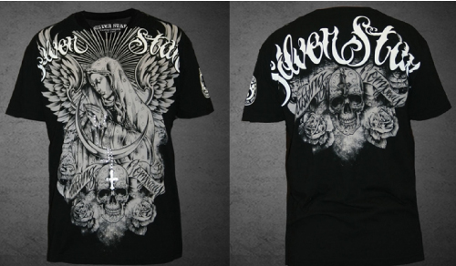 frank-trigg-silver-star-shirts-ufc-109