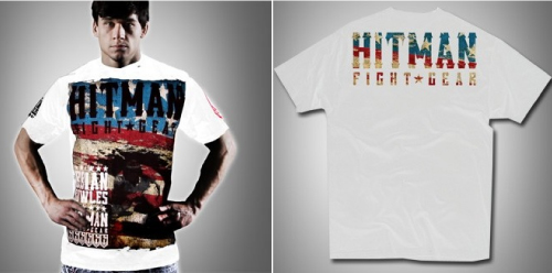 brian bowles t shirt from hitman wec 47 mma gear guide