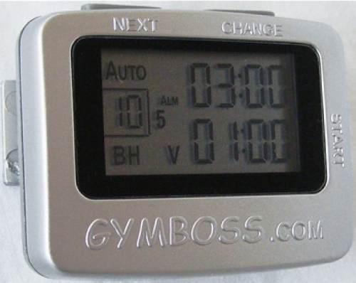Gymboss interval timer for mma gear guide