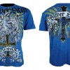 jon-jones-t-shirt-blue-silver-star