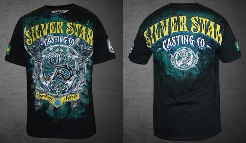wanderlei-silva-t-shirt-ufc-114-silver-star