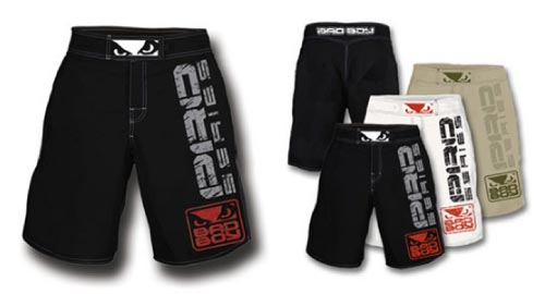 bad boy capo fight shorts