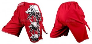 Brock Lesnar Deathclutch Shorts