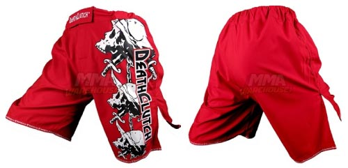 Brock Lesnar Deathclutch Shorts