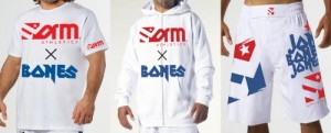 Jon Jones Shirt Shorts Hoodie