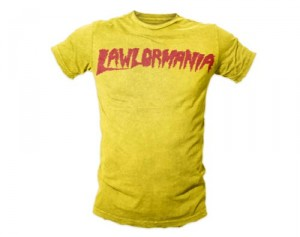 LawlorMania T shirt
