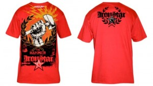 Matt Hamill T Shirt UFC 121