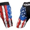 Venum USA flag shorts