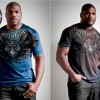 Rampage Jackson T shirt