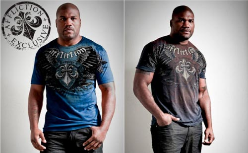 The Affliction Rampage T shirt