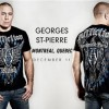 George St. Pierre UFC 124 T Shirt