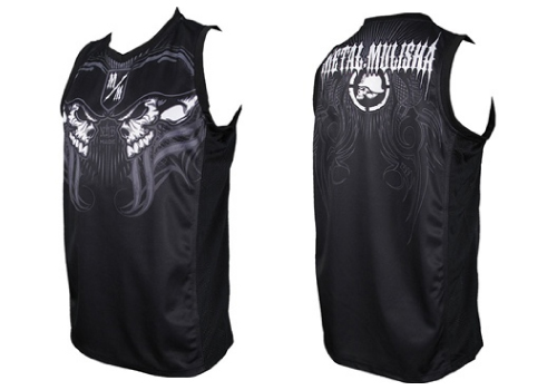The Metal Mulisha Favela Jersey shares the same styling as the Metal Mulisa
