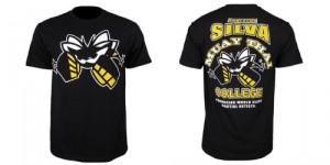 Anderson Silva T Shirt UFC 126 Muay Thai Killer Bee