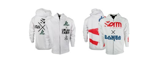 Form Athletics MMA Hoodies
