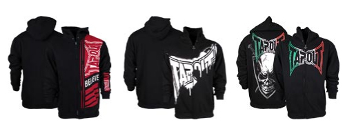 Tapout MMA Hoodies