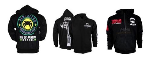 Venum MMA Hoodies
