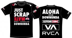 BJ Penn Shirt Australia
