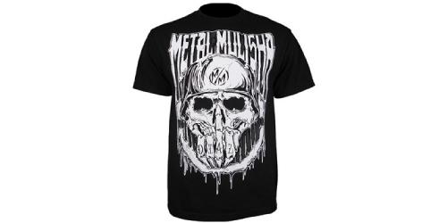 Nick Diaz Metal Mulisha T shirt