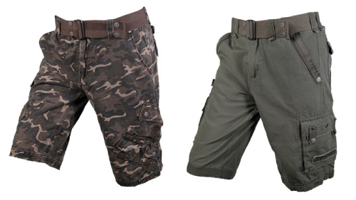 affliction-cargo-camo-shorts