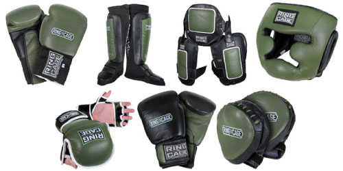 Ring to Cage MMA Gear