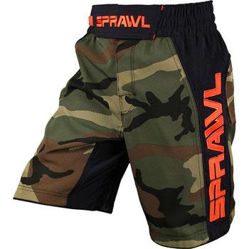 Sprawl Fusion 2 Shorts