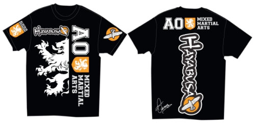 Alistair Overeem T shirt